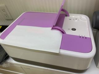フロス 臭いところがある時の口臭測定器,広島市,西区,草津新町,アルパーク歯科・矯正・栄養クリニック